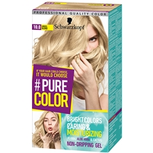1 set - 10.0 Angel Blond - Pure Color