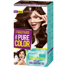 1 set - 5.6 Chocolate Temptation - Pure Color