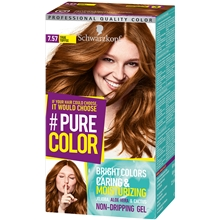 1 set - 7.57 True Toffee - Pure Color