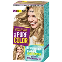 1 set - 9.0 Pure Blond - Pure Color
