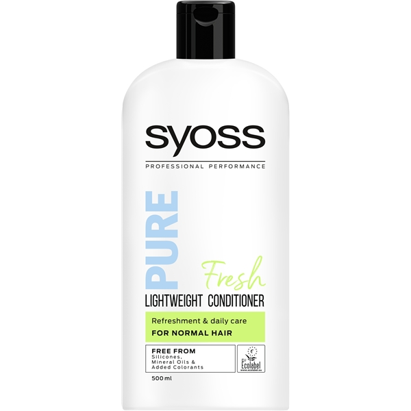 Syoss Pure Fresh Conditioner