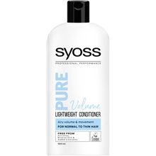 500 ml - Syoss Pure Volume Conditioner