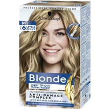 1 set - M1 - Schwarzkopf Blonde Highlights