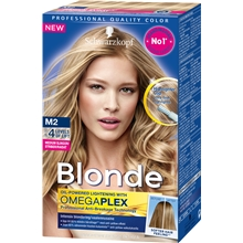 1 set - M2 - Schwarzkopf Blonde Highlights