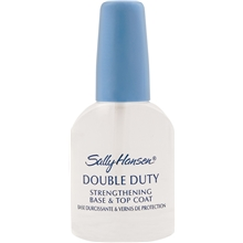 Double Duty - Strengthening Base & Top Coat