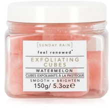 Sunday Rain Exfoliating Cubes Watermelon