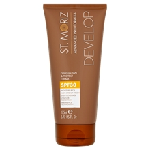 175 ml - Advanced  Tan & Protect SPF30