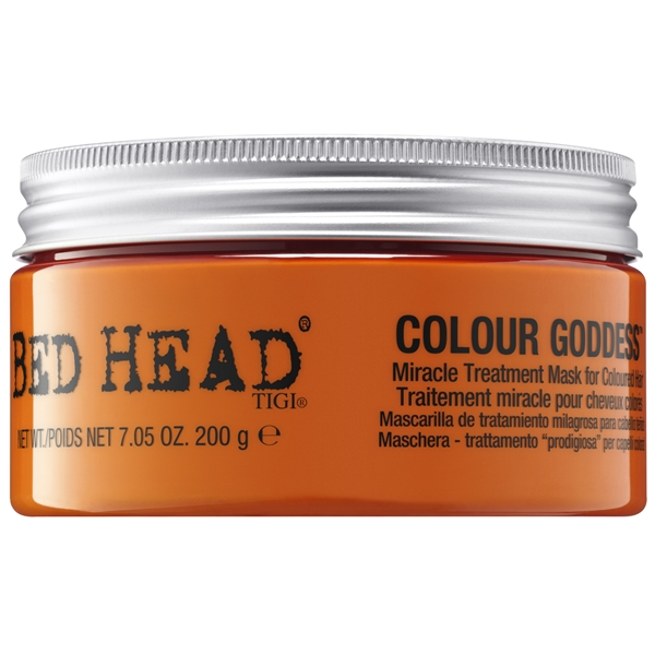 Bed Head Colour Goddess - Miracle Mask