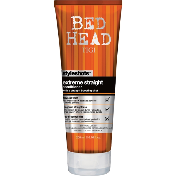 Bed Head Styleshots ExtremeStraight Conditioner