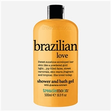 500 ml - Brazilian Love Bath & Shower Gel