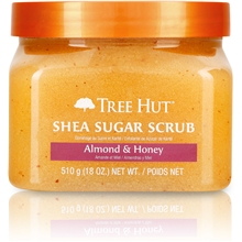 Tree Hut Shea Sugar Scrub Almond & Honey