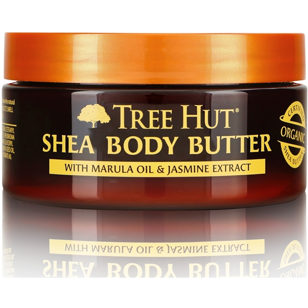 Tree Hut Shea Body Butter Marula & Jasmine (Bild 1 av 2)