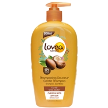 750 ml - Gentle Shampoo Shea Butter