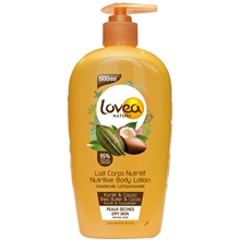 Nutritive Body Lotion - Shea & Cacao - Very Dry