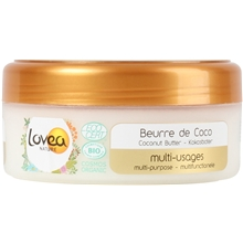 150 ml - Lovea Bio Coconut Butter
