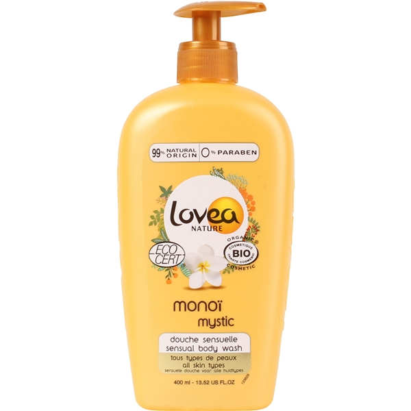 Lovea Bio Monoi Body Wash