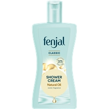 200 ml - Fenjal Cleanse & Nourish Shower Creme