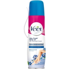 150 ml - Veet Spray On Hair Removal Cream