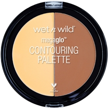 12 gram - Caramel Toffee  - MegaGlo Contouring Palette