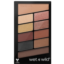 10 gram - No. 756 Glamour Squad - Color Icon 10 Pan Eyeshadow Palette