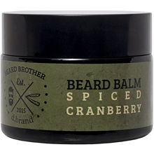 Beard Balm Spiced Cranberry 50 ml