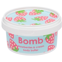 210 ml - Body Butter Strawberries & Cream