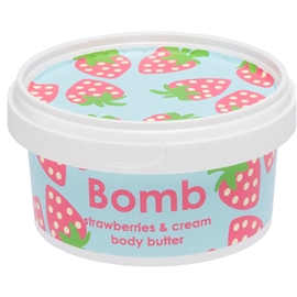 Body Butter Strawberries & Cream