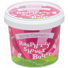 250 ml - Shower Butter Raspberry