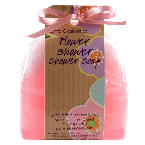 Shower Soap Flower Shower