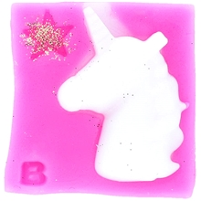 Pink Unicorn Wax Melt Shapes