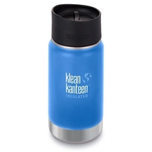 355 ml - Pacific Sky - Klean Kanteen Wide Vacuum Insulated 355 ml