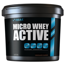 4 kg - Choklad - Micro Whey Active