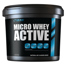 4 kg - Naturell - Micro Whey Active