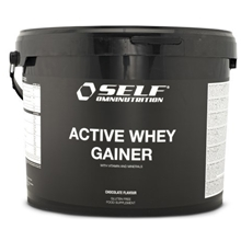4 kg - Banan/Toffee - Active Whey Gainer