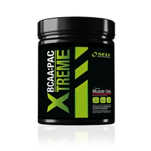 Xtreme BCAA:Pac 500 gram Muscle cola