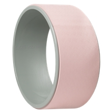 Yoga wheel pink 1 st