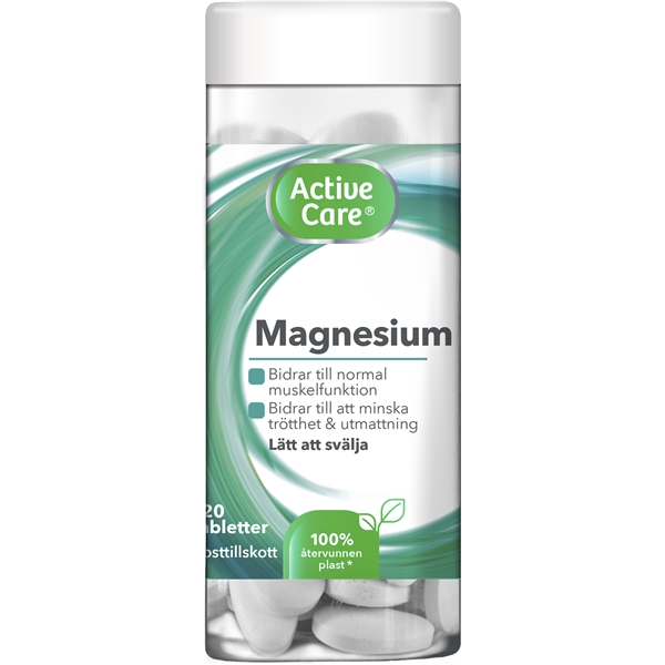 Active Care Magnesium 300 mg