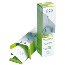 eco cosmetics Clean Cleansing Milk Green Tea