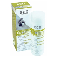 eco cosmetics Toned Facial Cream spf 15