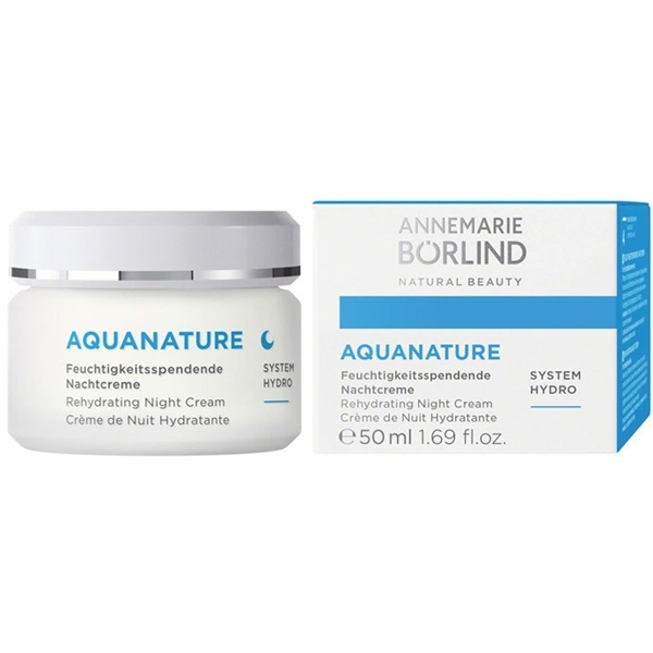 AquaNature Rehydrating Night Cream