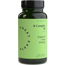 B-Complex Time Released 50mg