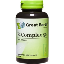 90 st - B-Complex Time Released 50mg