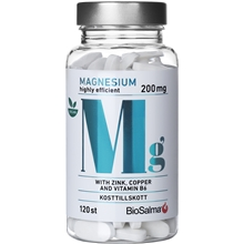 BioSalma Magnesium high efficient 200mg