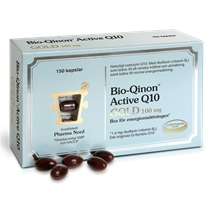 150 kapslar - Bio-Qinon Active Q10 GOLD 100 mg