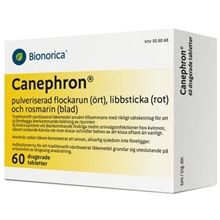 60 tabletter - Canephron