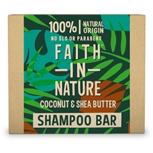 85 gram - Schampo Bar Coconut & Sheabutter