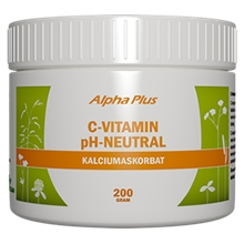 C-vitamin pH neutral