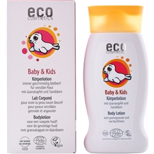 eco baby bodylotion