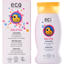 eco baby bubble bath