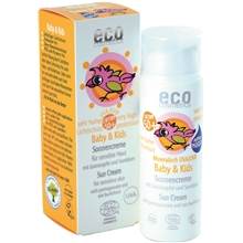 50 ml - eco cosmetics solkräm spf50 baby
